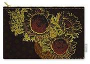 Sunflower Decor 10 Carry-all Pouch