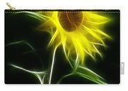 Sunflower Display Carry-all Pouch