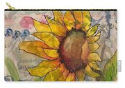 Sunflower Dream Carry-all Pouch