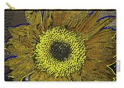 Sunflower Dreaming Carry-all Pouch