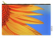 Sunflower Elegance Carry-all Pouch