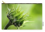 Sunflower Essence Carry-all Pouch