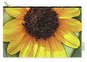 Sunflower Expressed Carry-all Pouch