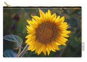 Sunflower - Facing East Carry-all Pouch