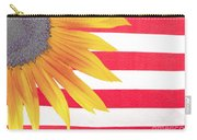 Sunflower Flag Carry-all Pouch