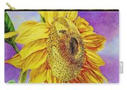 Sunflower Gold Carry-all Pouch