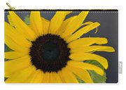 Sunflower II Carry-all Pouch