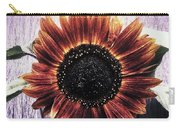 Sunflower In A Cup Carry-all Pouch