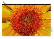 Sunflower In The Sun Carry-all Pouch