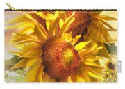 Sunflower Light Carry-all Pouch