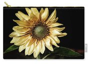 Sunflower Modified Carry-all Pouch