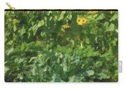 sunflower No.5 Carry-all Pouch