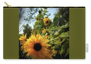 sunflower No.8 Carry-all Pouch