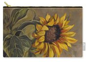 Sunflower Nod Carry-all Pouch