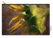 Sunflower On The Side Carry-all Pouch