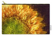 Sunflower Pencil Carry-all Pouch