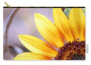Sunflower Perspective Carry-all Pouch
