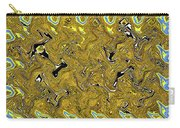 Sunflower Pie Abstract Carry-all Pouch