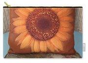 Sunflower Pillow Carry-all Pouch