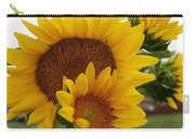 Sunflower Show Carry-all Pouch
