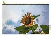 Sunflower Sky Carry-all Pouch