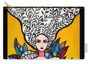 Sunflower Soul Carry-all Pouch