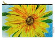 Sunflower Sunshine Of Your Love Carry-all Pouch