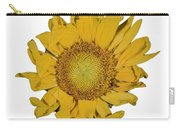 Sunflower T Carry-all Pouch