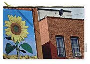 Sunflower Town Carry-all Pouch