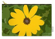 Sunflower Work Number 3 Carry-all Pouch