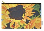 Sunflowers #3 Carry-all Pouch
