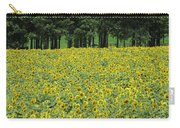 Sunflowers 3 Carry-all Pouch
