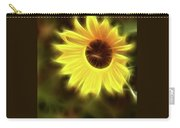 Sunflowers-4986-fractal Carry-all Pouch