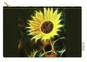 Sunflowers-5200-fractal Carry-all Pouch