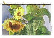 Sunflowers After The Rain Carry-all Pouch