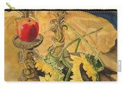 Sunflowers And Apples Carry-all Pouch