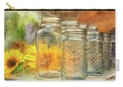Sunflowers And Jars Carry-all Pouch