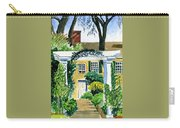 Sunflowers  At Florence Griswold Carry-all Pouch