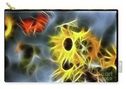 Sunflowers-butterfly-5233-fractal Carry-all Pouch
