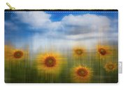 Sunflowers Dreamscape Carry-all Pouch