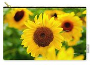 Sunflowers I Carry-all Pouch