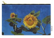 Sunflowers Carry-all Pouch by Marco Busoni