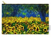 Sunflowers No2 Carry-all Pouch