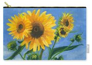 Sunflowers On Bauer Farm Carry-all Pouch