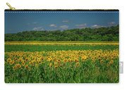 Sunflowers Weldon Spring Mo_dsc9830_16 Carry-all Pouch