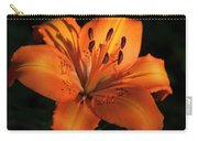 Sunkissed Lily Carry-all Pouch