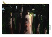 Sunlight And Shadows - Eucalyptus Majesties Carry-all Pouch