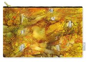 Sunlight Dancing In The Aspen Forest Carry-all Pouch