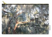 Sunlight On Mossy Tree Carry-all Pouch
