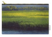 Sunlight On The Marsh Carry-all Pouch